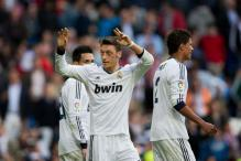 Real Madrid warm up for Dortmund with win over Betis