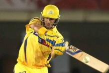 Red-hot Hussey sets up CSK's win over KKR