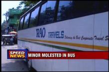 Delhi: Bus driver arrested for molesting 8-year-old girl