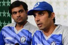Misbah, Hafeez deny reports of rift between them