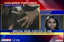 WB: Mob beats up, shaves heads of children accused of theft
