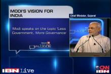 Government is about outlay while governance means outcome: Modi