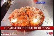 In Gujarat, Jasuben's pizza is indeed a favourite