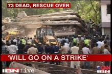 Municipality goes on demolition drive in Thane