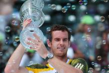 Murray displaces Federer at No.2 after Miami title