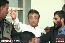 Pakistan: Musharraf taken into police custody