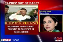 Pakistan: Musharraf's nomination papers rejected