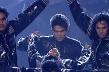 Gurmeet Chaudhary wins the best performer award in 'Nach Baliye Shriman v/s Shrimati'