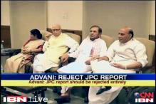 JPC draft report on 2G scam should be rejected: Advani