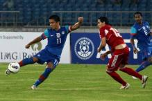 I didn't get much chance to play in Portugal: Chettri