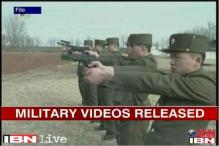 North Korea releases video, display its military strength