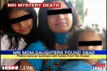 UK: Indian-origin woman, two daughters found dead in London