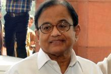 Chidambaram's police escort vehicle hits auto, four injured