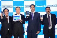 Panasonic launches tablet PCs for enterprises