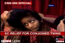 Bihar: Conjoined twins' family welcomes SC verdict