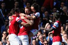 Arsenal beat Fulham 1-0 in Premier League