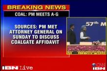 Coal scam: PM met A-G on Sunday to discuss CBI's affidavit