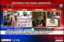 Delhi minor rape: Wave of revulsion anger across the nation