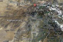 5.4 magnitude earthquake hits Pak-Afghan border
