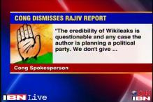 Credibility of WikiLeaks is questionable, says Congress