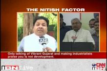 Nitish is correct in his criticism of Modi's 'Vibrant Gujarat': Rajiv Shukla