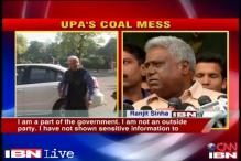 Coal scam: CBI part of government, says Ranjit Sinha