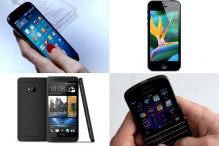 Review stackup: Samsung Galaxy S4 versus the competition