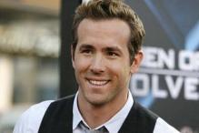 Ryan Reynolds: I wanted to be a firefighter