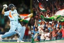 Cricketers salute Sachin Tendulkar ahead of his 40th birthday