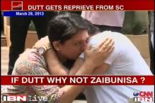 SC gives Dutt 4 weeks to surrender, rejects Zaibunissa's petition