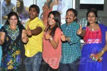 Telugu film 'Gola Seenu' success meet function