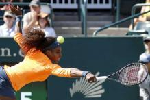 Serena Williams starts her clay season with a win