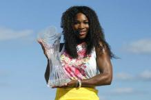 Serena Williams rallies to win Family Circle Cup