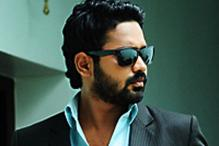 Malayalam actor Asif Ali gets injured during a shoot
