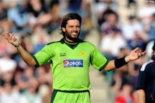 Pakistan drop Afridi from Champions Trophy squad