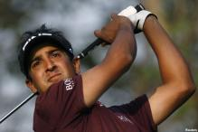 Shiv Kapur tied 3rd at Panasonic Open India