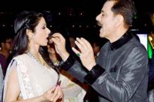 Inside Subrata Roy Sahara's big party to celebrate Sridevi's Padma win