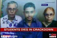 SFI activist's death in Kolkata: One person arrested