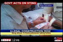 Mumbai illegal constructions sting: Case against 36 constables