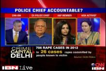 Delhi rape protests: Should police commissioner be held accountable?