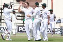 Zimbabwe on top after 16 wickets tumble on Day 3