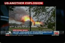 US: 2 dead, 100 injured in Texas fertilizer plant explosion