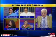 The Last Word: Is Nitish right to set criteria for NDA's PM candidate?