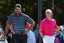 I don't see myself a rival to Tiger Woods, says Rory McIlroy
