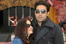 Snapshot: Abhishek and Aishwarya's intimate moment in Vancouver