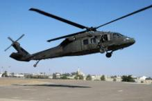 US military helicopter crashes near South Korea