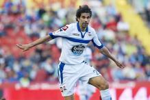 Juan Carlos Valeron scores as Deportivo thrash Levante 4-0