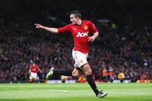 Van Persie up there with Manchester United greats, says Ferguson