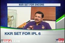Kolkata Knight Riders set to defend their IPL title