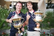 Sebastian Vettel forgets Malaysian storm with Bahrain win